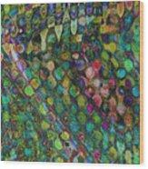 I See Spots Wood Print