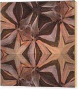 I See Stars Wood Print