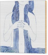 Ianassa Wood Print