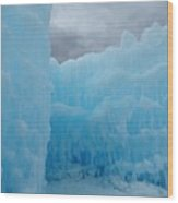 Ice Castles In Lincoln New Hampshire -1 Wood Print