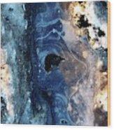 Ice Siren Wood Print
