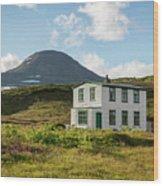 Iceland 32 Wood Print