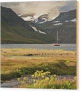 Iceland 33 Wood Print