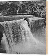 Idaho: Bridal Veil Falls Wood Print