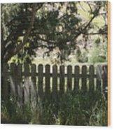 Idaho Farm1 Wood Print