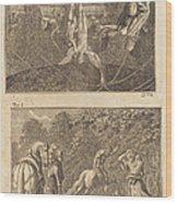 Idris Wood Print