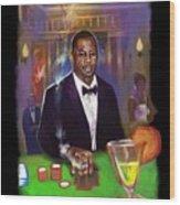 Idris Elba As James Bond 007 #2 Wood Print