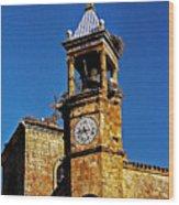Iglesia De San Martin - Trujillo Wood Print