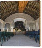 Iglesia San Andres Apostol - Apaneca 11 Wood Print