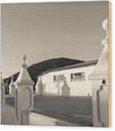 Iglesia San Andres Apostol - Apaneca 17 Wood Print