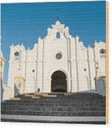 Iglesia San Andres Apostol - Apaneca 2 Wood Print