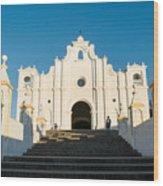 Iglesia San Andres Apostol - Apaneca 4 Wood Print