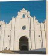 Iglesia San Andres Apostol - Apaneca 5 Wood Print
