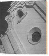 Iglesia San Andres Apostol - Apaneca 6 Wood Print