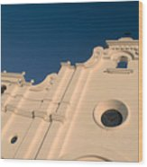Iglesia San Andres Apostol - Apaneca 8 Wood Print