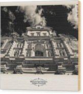 Iglesia San Francisco - Antigua Guatemala IIi Wood Print