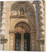 Iglesia San Francisco - Antigua Guatemala Viii Wood Print