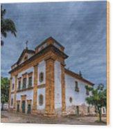 Igreja Matriz Wood Print
