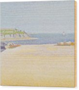 Ile La Comtesse, Pontrieux Wood Print