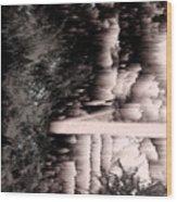 Illusion Wood Print