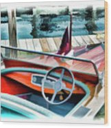 Image 5 Wood Print