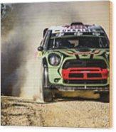 imagejunky_KB - RallyRACC WRC Spain - Gorban / Larens Wood Print