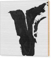 Imapsto 6 Wood Print