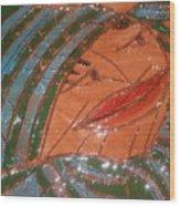 Imelda - Tile Wood Print