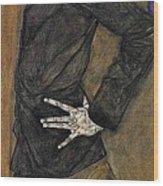 img804 Egon Schiele Wood Print