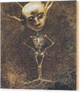 img849 Odilon Redon Wood Print