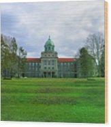 Immaculata University Wood Print