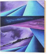 Immense of teh Universe II Wood Print