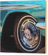 Impala Wood Print