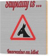 Impressing Bigstock Donkey 171252860 Wood Print