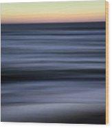 Impressionistic Water 6860a Wood Print