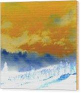 Impressions 2 Wood Print