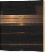 In Old Workshop Wood Print