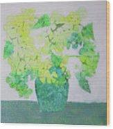 In Pender Island Wood Print