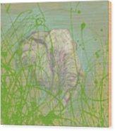 In The Brush Wood Print