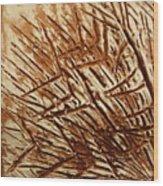 In The Dark - Tile Wood Print