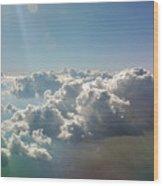 In The Heavenlies Wood Print