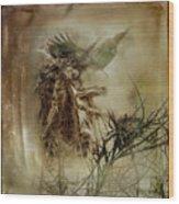 In The Wildwood Wood Print
