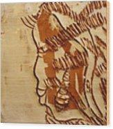 In Tune - Tile Wood Print
