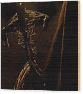 Incomplete Man 1 Wood Print