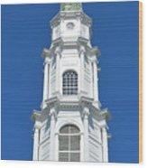 Independent Presbyterian Church Wood Print