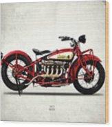Indian 401 1928 Wood Print