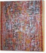 Indian Light Wood Print