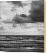 Indian Ocean 1 Wood Print