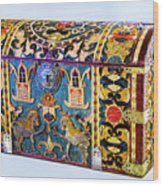 Indian Portuguese Chest Wood Print