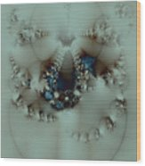 Indigati Wood Print